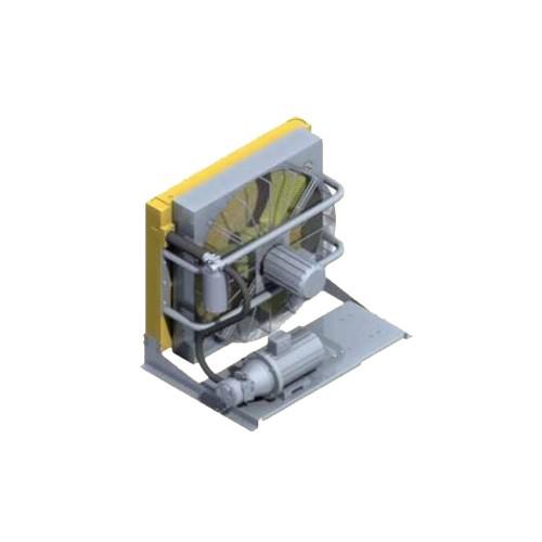 Типовой теплообменник с перекачивающим насосом AKG-Line AP25-20